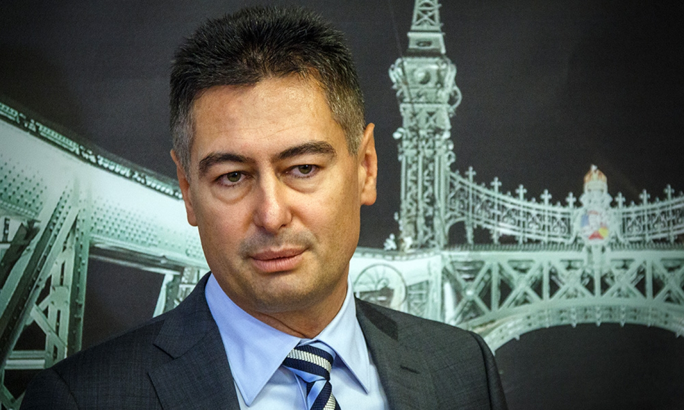Horváth Csaba a Fővárosi Közgyűlés MSZP-s képviselői nevében