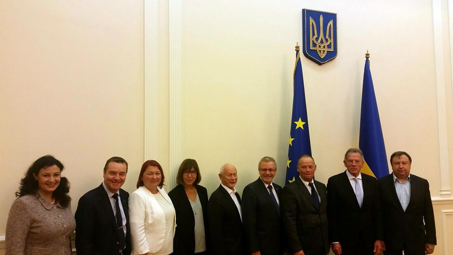 Szanyi Tibor: Uniós támogatás és bírálat Ukrajnának