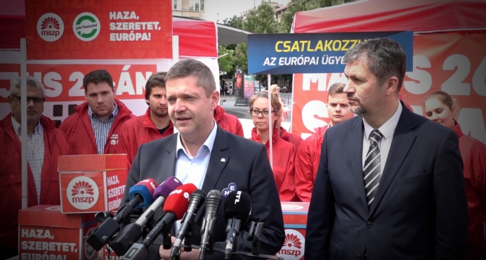 MSZP Collects 75,000 Signatures for Joining European Public Prosecutor's Office