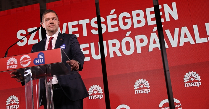 MSZP: The goal is to get Gergely Karácsony to win the opposition pre-election