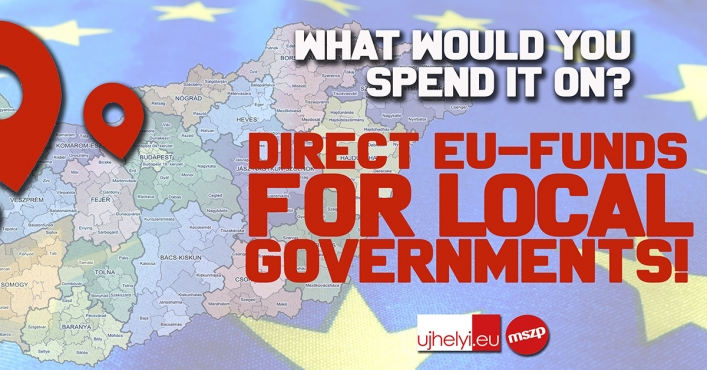 Launching Online Dialogue: What would you spend EU funds on?