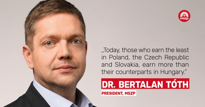 Hungarian Employees Deserve Higher Standard of Living and Higher Salaries!
