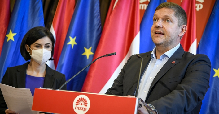 MSZP and Dialogue Agree on Joint Candidates for Pre-election